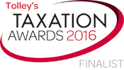 Tolley's Taxation Awards 2016 Finalist